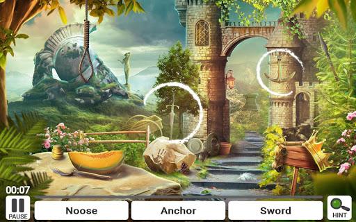 Hidden Object Enchanted Castle – Hidden Games screenshot