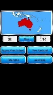 World Geography – Quiz Game 2