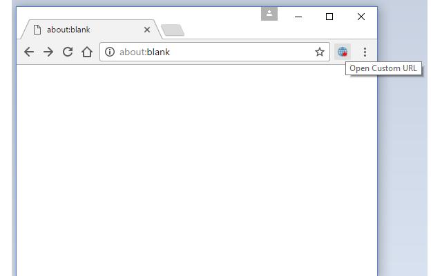 Open Custom URL