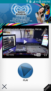 Rádio Mundial Ijuí 96,5- screenshot thumbnail