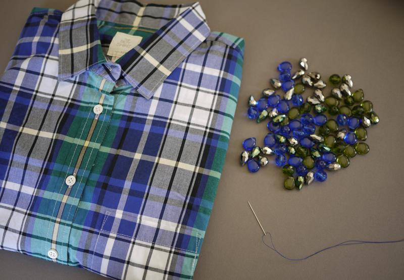 Photo: Beaded Shirt