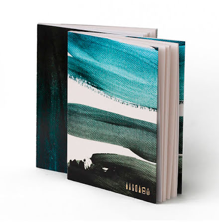 JOUPER Notebooks Petrol x2