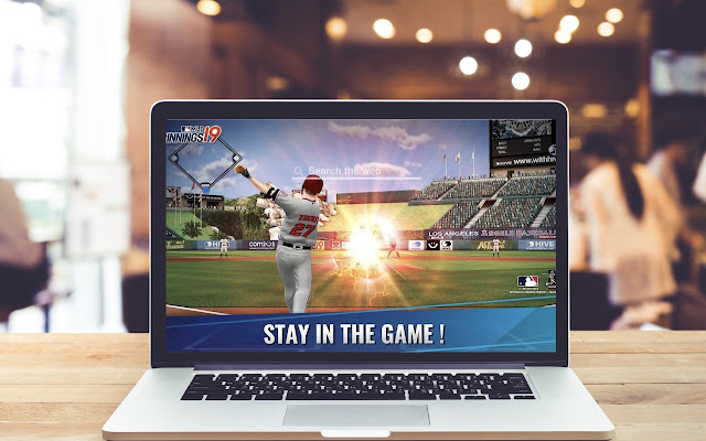 MLB 9 Innings HD Wallpapers Game Theme
