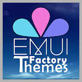 Theme Pacific Blue for EMUI 5