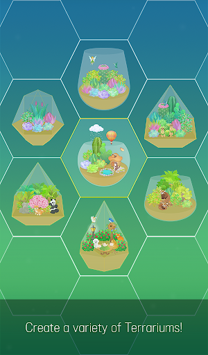 My Little Terrarium - Garden Idle 2.2.10 screenshots 24