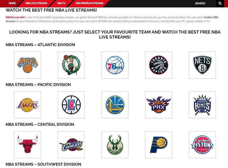 NBAStream - Watch NBA