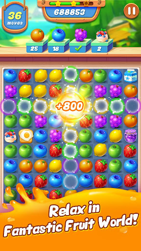 Fruit World screenshot