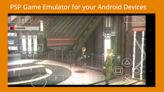 OxPSP ( Emulator for PSP )- screenshot thumbnail