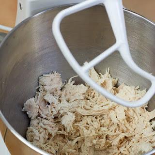 Simple Shredded Chicken Recipes.