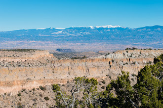 Photo: Black Mesa from afar