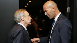 Florentino apuesta por Zidane.