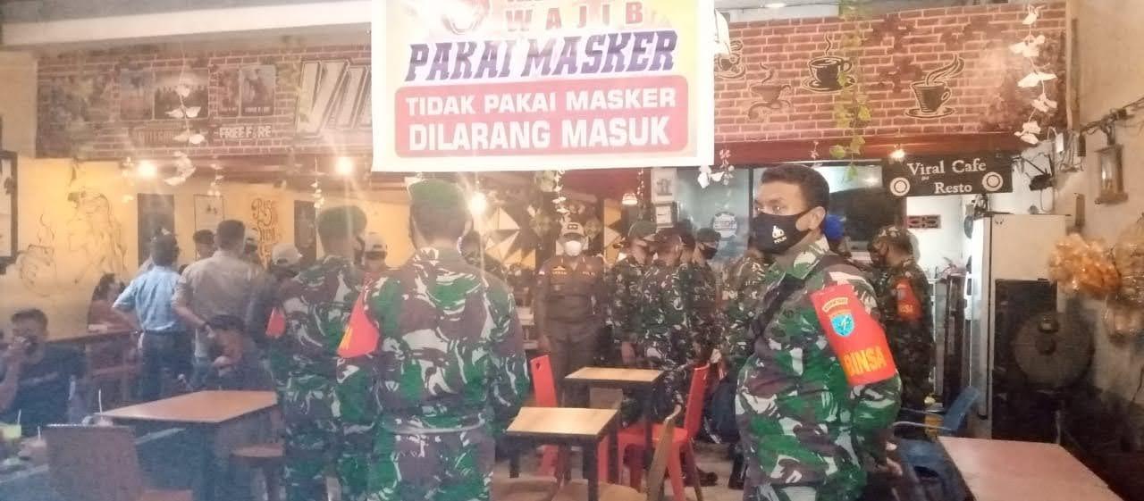Oprasi Yustisi Protokol Kesehatan di Kota Kabupaten Bengkayang di Duga Bocor