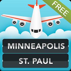 Minneapolis Airport: Flight Information