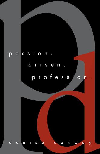 Passion Driven Profession cover