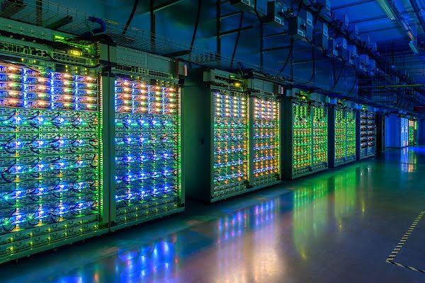 数据和安全性– 数据中心– Google