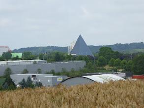 Photo: Les Pyramides de l'imprimerie Jean Didier