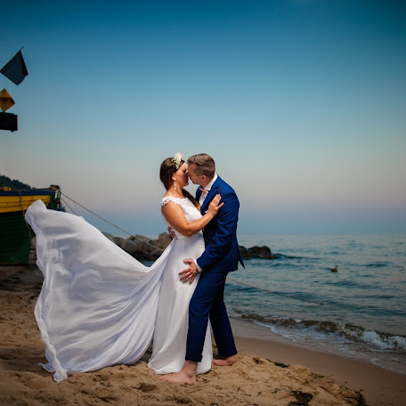 Wedding photographer Arkadiusz Kaczewski (kaczewski). Photo of 05.08.2017