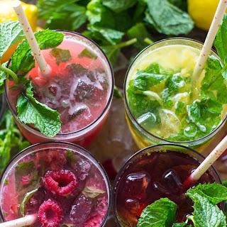 FRUIT MOJITOS FOUR WAYS Recipe