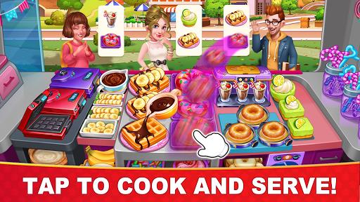 Cooking Hot - Craze Restaurant Chef Cooking Games apktram screenshots 11