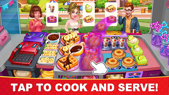Game Cooking Hot - World Wide Restaurant Cooking Games APK for Windows Phone