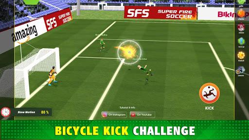 Super Fire Soccer android2mod screenshots 14