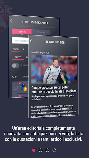 Magic Gazzetta apktram screenshots 4