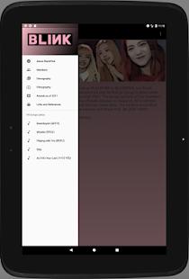 BlackPink BLINK App - náhled