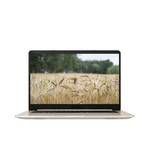 Máy tính xách tay/ Laptop Asus A510UA-BR873T (i3-7100U) (Vàng)
