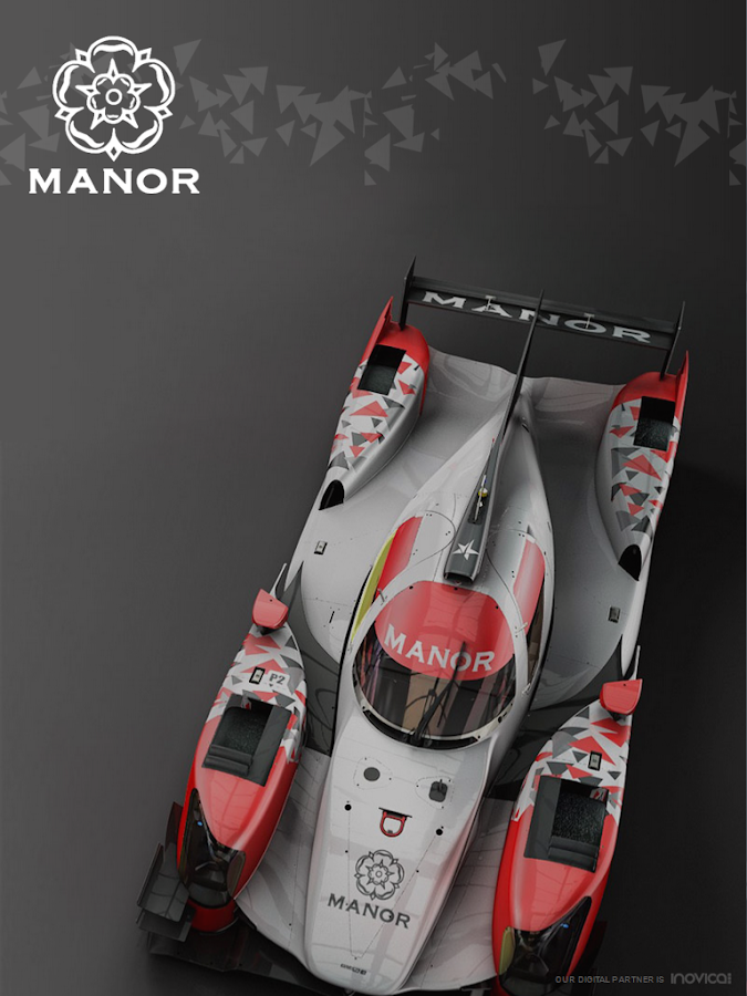 Manor Endurance Racing- screenshot