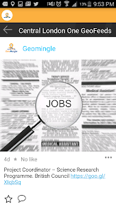 GeoMingle screenshot 3
