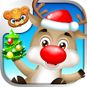 123 Kids Fun CHRISTMAS TREE icon