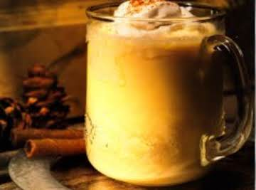 Creamy Holiday Eggnog (non-alcoholic)