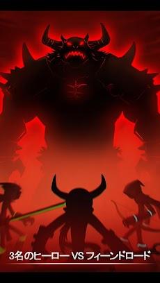 League of Stickman 2019- Ninja Arena PVP(Dreamsky)のおすすめ画像3