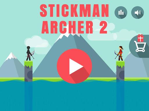 Stickman Archer 2  screenshots 14