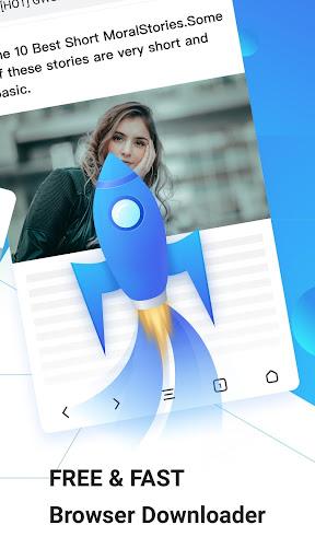 APUS Browser screenshot 2