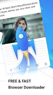 APUS Browser: private browser, HD video downloader apk download 2