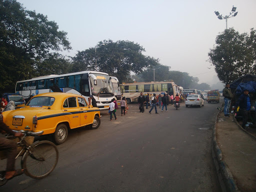 Babughat Bus Stand