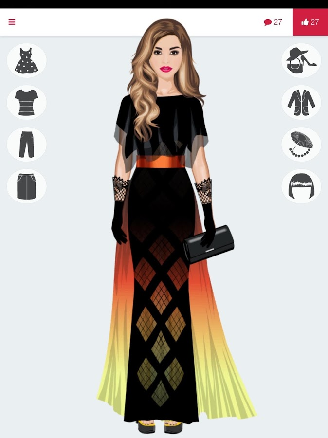 Fashion Superstar Dress Up Android Apps On Google Play