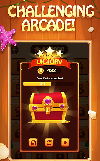 Tile Master - Classic Triple Match & Puzzle Game  screenshots 14