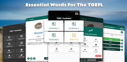 TOEFL Vocabulary - Apps on Google Play