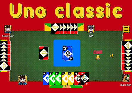 Uno Classic Games Cartes Google Play Də Tətbiqlər