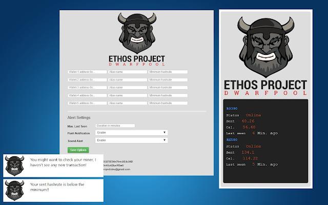Ethos Project   DwarfPool