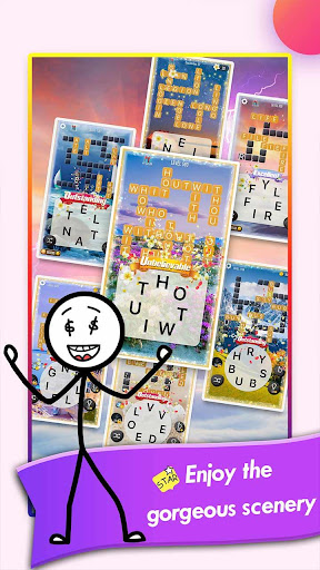 PC u7528 Word Crossy - A crossword game 2