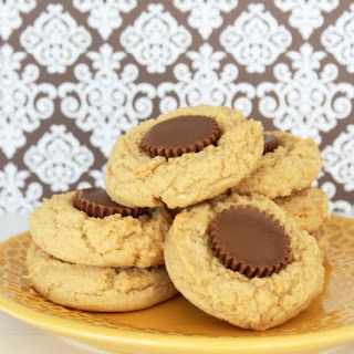 Reese'S Peanut Butter Cup Peanut Butter Cookies Recipe