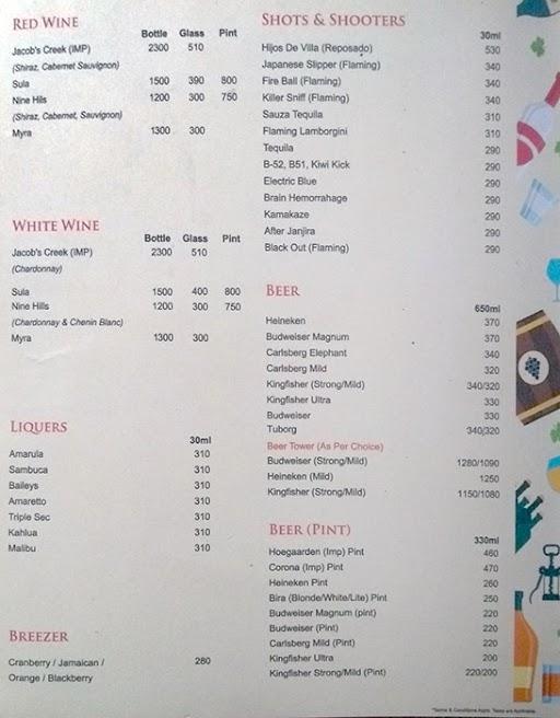 Janjira Sea Food Resto menu 6