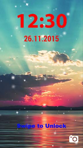 玩個人化App|完美的日出 鎖屏界面免費|APP試玩