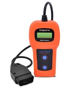 Diagnoza auto Scanner Can OBD2 U480 cu display