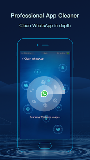 Space Clean & Super Phone Cleaner screenshot 6