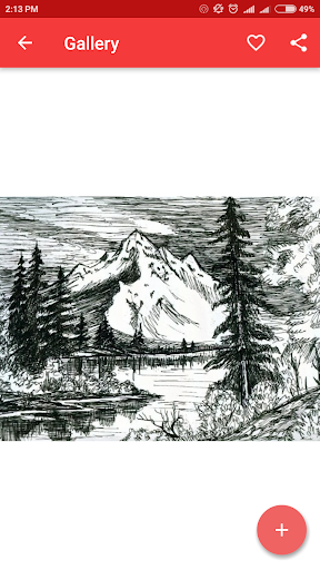 How to Draw Beautiful Scenery screenshots 5