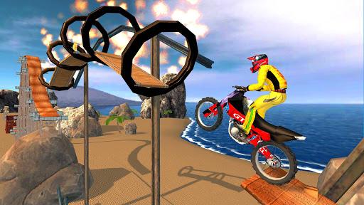 New Bike Racing Stunt 3D : Top Motorcycle Games 0.1 screenshots 6